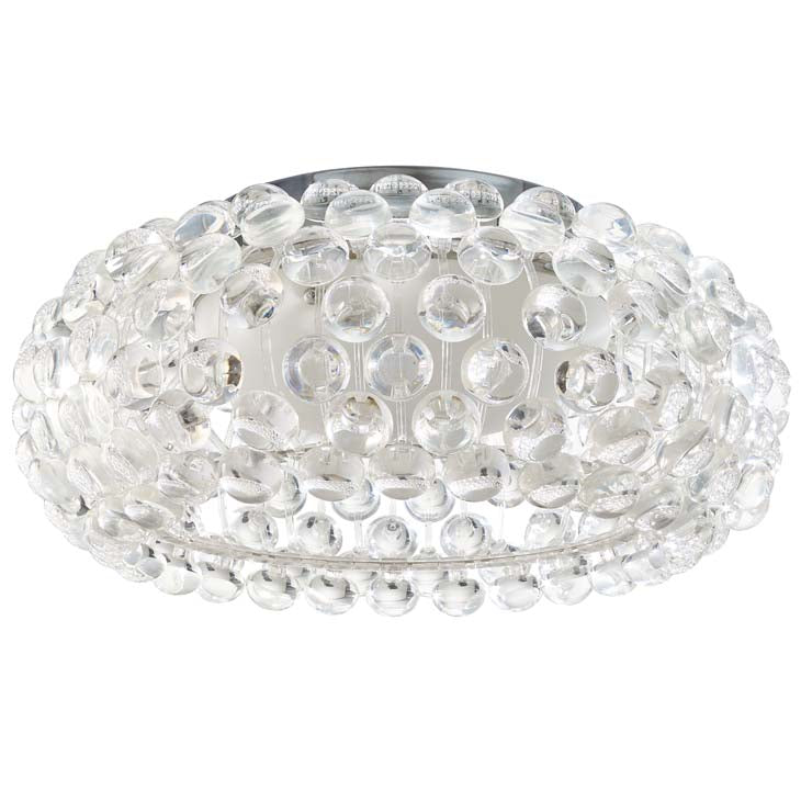"Halo 19"" Acrylic Ceiling Fixture - taylor ray decor"