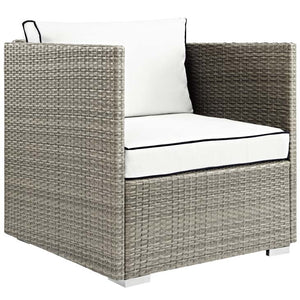 REPOSE OUTDOOR PATIO ARMCHAIR - taylor ray decor