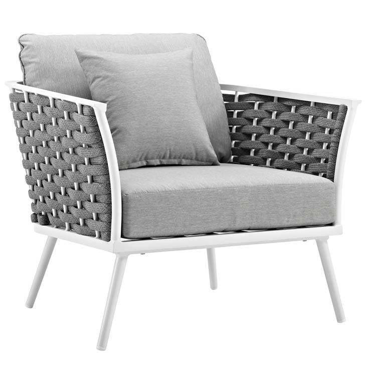 Stance Outdoor Patio Armchair - taylor ray decor