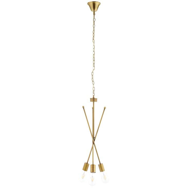 Strive Brass Pendant - taylor ray decor