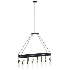 DEMARCATE MODERN FARMHOUSE PENDANT & CHANDELIER