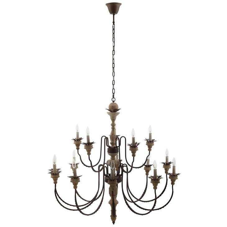 Nobility Chandelier / Pendant Light - taylor ray decor