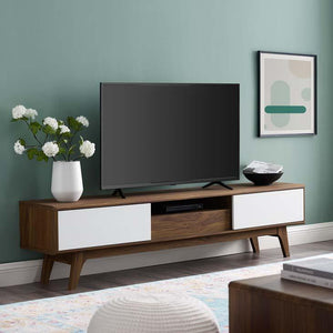 "Envision 70"" Media Console Wood TV Stand - taylor ray decor"