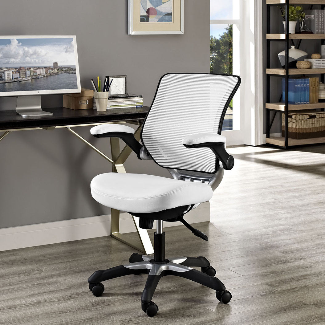 Incredible Edge Vinyl Office Chair Ocoug Best Dining Table And Chair Ideas Images Ocougorg