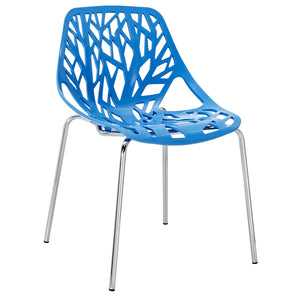 Stencil Dining Side Chair