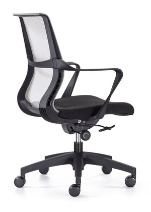 Ravi Mesh Back Executive Chair - taylor ray decor