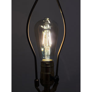 Timmons Amber LED (Pack of 3) Vintage Bulb - taylor ray decor