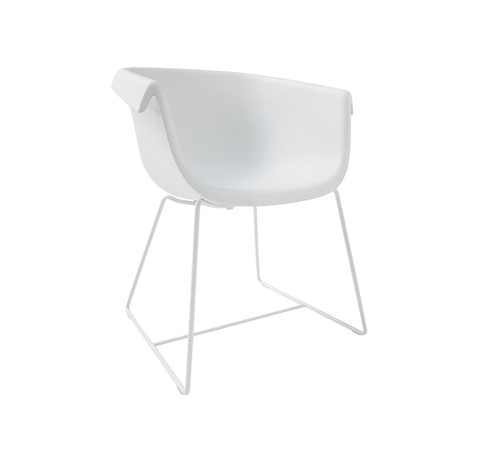 Collier Sled Base Guest Chair