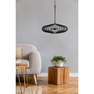 Octans Iron Light Pendant - taylor ray decor