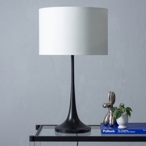 Salvora Black Iron Table Lamp - taylor ray decor