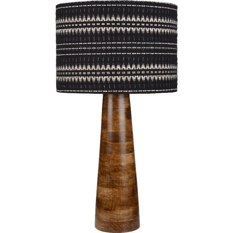 Elixir Mango Wood Table Lamp