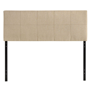 Oliver Queen Fabric Headboard