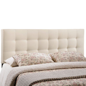 Lily Queen Fabric Headboard