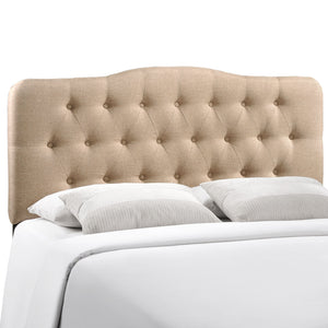 Annabel King Fabric Headboard - taylor ray decor