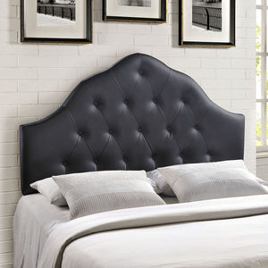 Sovereign King Vinyl Headboard