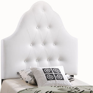Sovereign Twin Vinyl Headboard - taylor ray decor