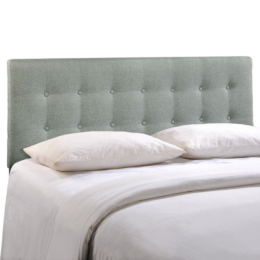 Emily Queen Fabric Headboard - taylor ray decor