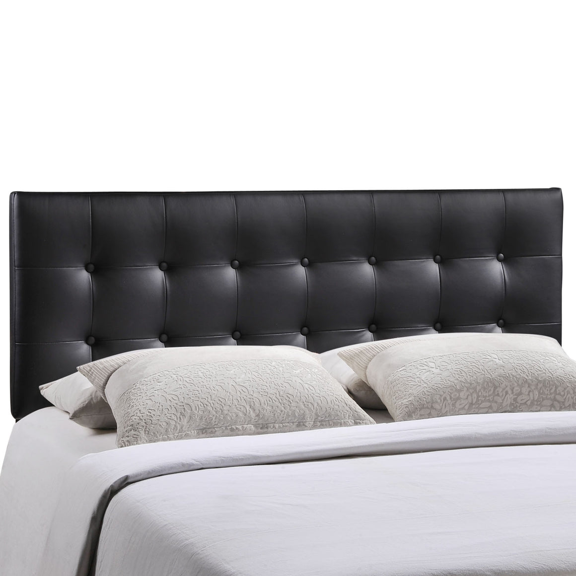 Emily Queen Vinyl Headboard - taylor ray decor