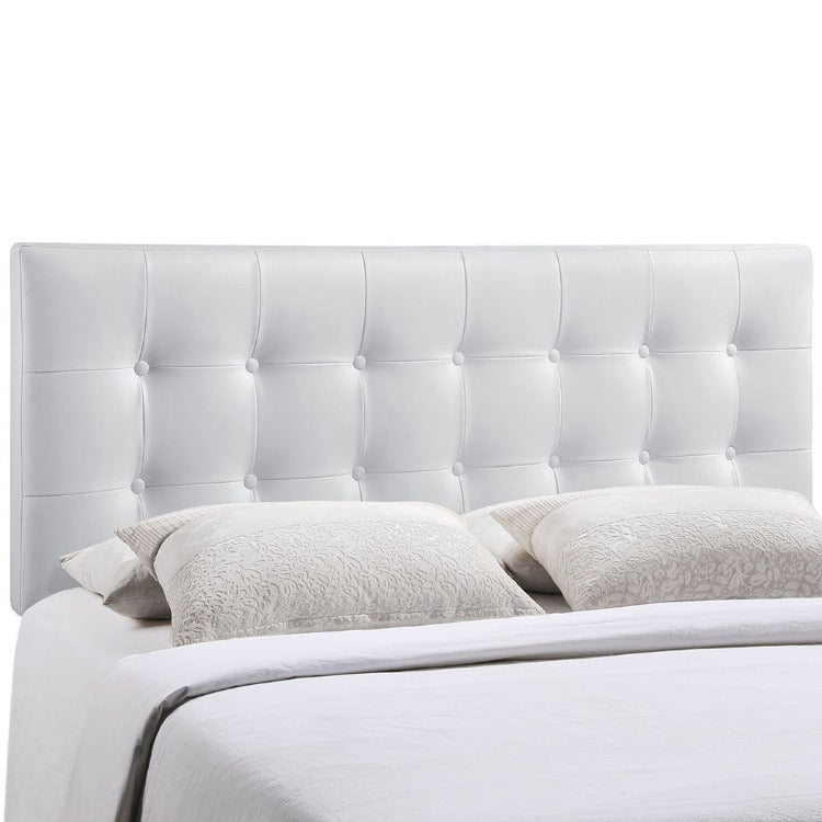 Emily King Vinyl Headboard - taylor ray decor