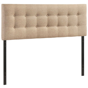 Emily King Fabric Headboard