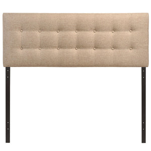 Emily Queen Fabric Headboard