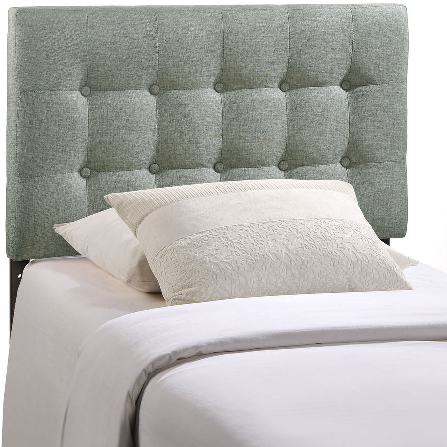 Emily Twin Fabric Headboard - taylor ray decor