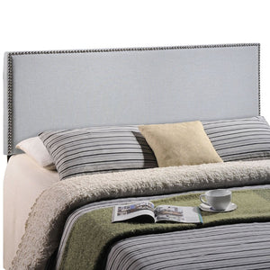 Region Full Nailhead Upholstered Headboard