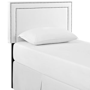 Jessamine Twin Vinyl Headboard - taylor ray decor