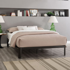 Corinne Queen Steel Bed Frame - taylor ray decor