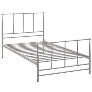 Estate Twin Steel Bed