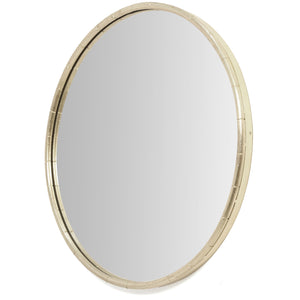 Dahlia Round Vanity Mirror - taylor ray decor