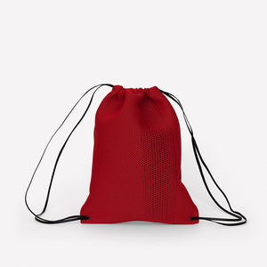 Versatile Cinch Bag in Lift Polyester Spacer Knit