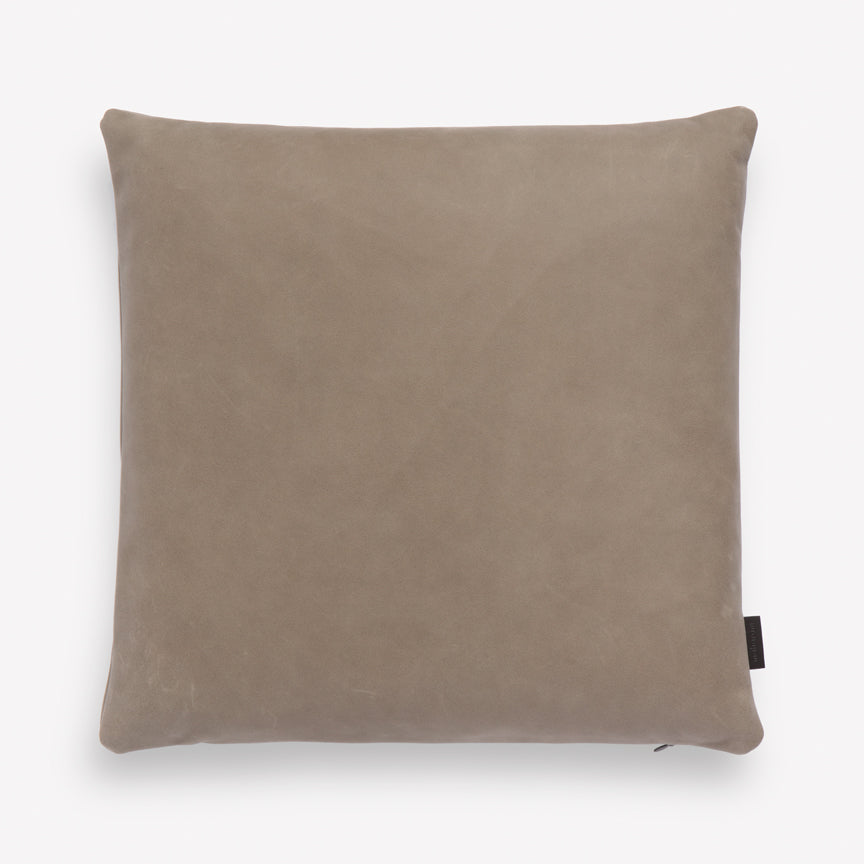 Loam Leather Pillow - taylor ray decor