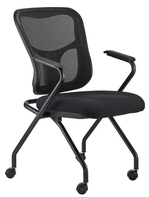 Flip Nesting Chair with Arms - Pack of 2