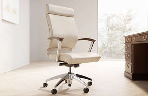 CS2 Leather Executive Conference Chair - taylor ray decor