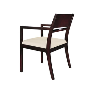 Rhyme Wood Frame Guest Chair