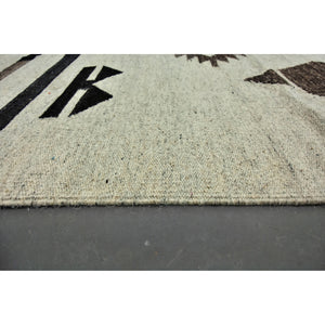 Bedouin Wool and Cotton Rug - taylor ray decor