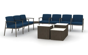 Serony Multiple Seating Base Bariatric Chair