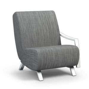 Airo2 (Aluminum) Left Arm Chair - taylor ray decor