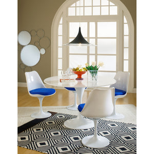 Lippa Modern Dining Fabric Side Chair