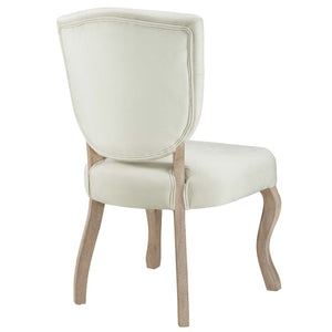 Array Vintage French Velvet Dining Side Chair - taylor ray decor