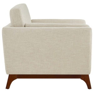 Chance Contemporary Upholstered Fabric Armchair - taylor ray decor