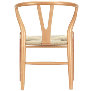 Amish Dining Wood Armchair - taylor ray decor