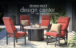 Visit Homecrest Design Center to view Color Options