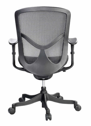 Fuzion Basic Mesh Mid-Back Executive Chair - taylor ray decor