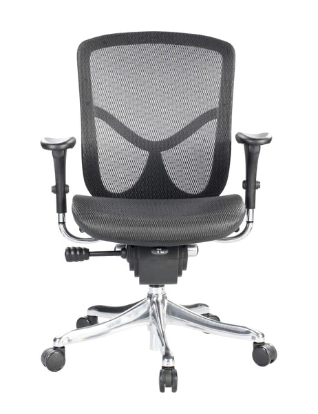 Fuzion Luxury Mesh Mid-Back Executive Chair