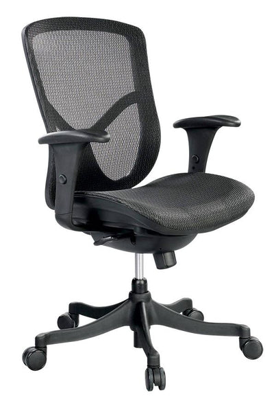 Fuzion Basic Mesh Mid-Back Executive Chair