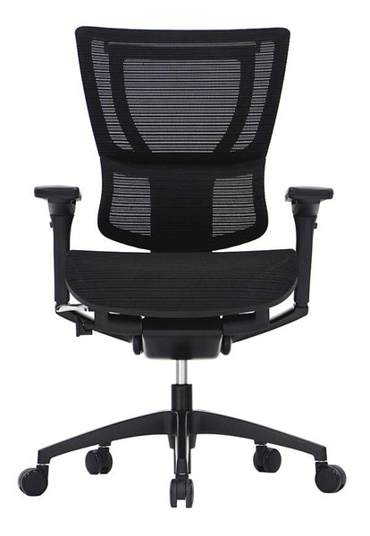 iOO Mesh Ergonomic Executive Chair in Black Frame