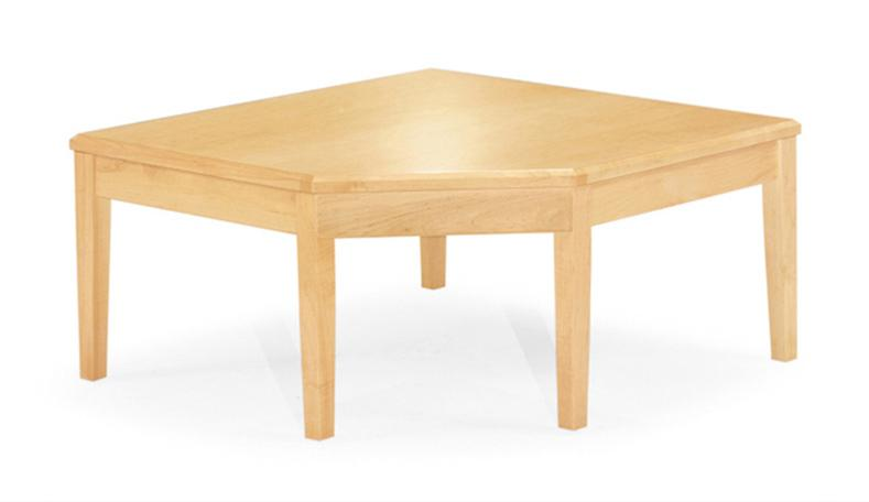 Finale Wood Corner Table