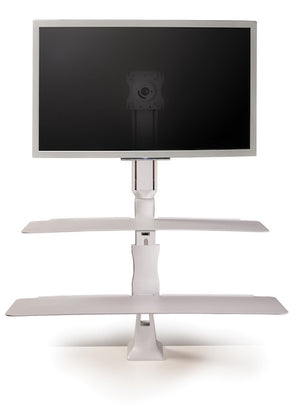 Pilot Sit-Stand Desktop Single Monitor Arm - taylor ray decor